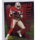 Jerry Rice 1996 Score In the Zone #17 49ers