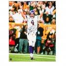 "Brett Favre Signed 16"" x 20"" Photograph w/c.o.a. Vikings, Packers Autograph"
