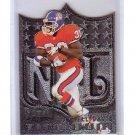 Terrell Davis HOF 1997 Metal Universe Titanium #17  Broncos