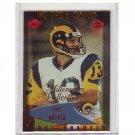 Kurt Warner RC 1999 Collector's Edge Millennium Collection Odyssey #123 Rams Cardinals