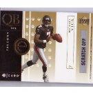 Michael Vick 2001 2001 Upper Deck e-Card #7 RC Falcons, Eagles