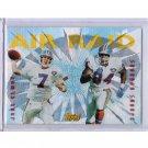 John Elway  1995 Topps Air Raid #6  Broncos Shannon Sharpe HOF