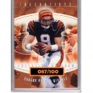 Carson Palmer 2003 UD Foundations Exclusive Rainbow #31 RC Cardinals, Raiders Bengals
