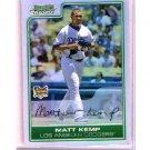 Matt Kemp 2006 Bowman Chrome Refractor RC #BDP1 Dodgers