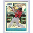 Alex Gordon 2006 Bowman Chrome Draft Future's Game Prospects Refractors #33 Royals
