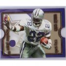 Emmitt Smith 1997 Score Board Playbook Franchise Player #FP8 Cowboys