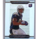 Ryan Mathews  2010 Topps Platinum Refractor RC #36 Chargers #/999