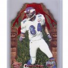 Randy Moss 1999 Pacific Pro-Bowl Die-Cuts #12 Vikings Raiders Patriots
