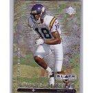 Randy Moss 1998 Black Diamond Rookie Diamond RC #97 Vikings Raiders Patriots