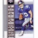 Eli Manning RC 2004 Upper Deck Rookie Premiere #1 Giants