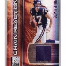 Philip Rivers 2007 Elite Chain Reaction Jersey #CR-25 Chargers #/150