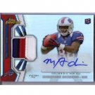 Marquise Goodwin 2013 Finest Rookie Patch Autographs Refractors #RAP-MGO Bills