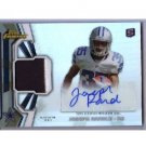 Joseph Randle 2013 Finest Rookie Patch Autographs Refractors #RAP-JRA Cowboys