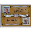 Greg Olsen 2007 Bowman Sterling Gold Refractor Autographs #BSHC-OM #/250 Panthers Raiders, Seahawks