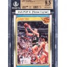 Larry Bird 1988-89 Fleer #124 Celtics HOF BGS 9.5 Gem Mint Population 4