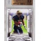 LeSean McCoy 2009 Playoff Prestige #166B Blue SP Rookie BGS 9.5 Eagles