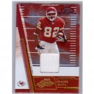 Dwayne Bowe 2007 Absolute Rookie Jersey Collection #RJC Chiefs