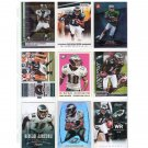 DeSean Jackson 9-Card Lot Eagles