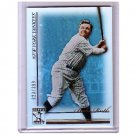 Babe Ruth 2010 Topps Tribute Blue Parallel #1 Yankees