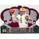 Brett Favre 2000 Crown Royale Red #37 Packers, Vikings
