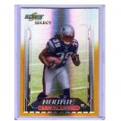 #/50 Laurence Maroney 2006 Score Select Gold RC #354 Patriots