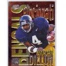 Corey Dillon 1997 SkyBox Impact Boss Super Boss Foils #7 Bengals