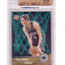 Pau Gasol RC 2001-02 Topps Pristine #76 (U) Rookie Lakers BGS 9.5 Gem Mint