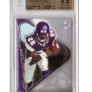 Adrian Peterson RC Vikings 2007 Upper Deck Rookie Premiere #21 BGS 9.5 Gem Mint