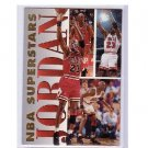 Michael Jordan 1993-94 Fleer NBA Superstars #7  Bulls