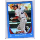 Jacoby Ellsbury 2011 Bowman Chrome Blue Refractor #112 Yankees, Red Sox
