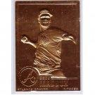 Greg Maddux 1996-03 Danbury Mint Gold #58 Braves, Cubs