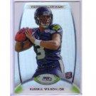 Russell Wilson RC  2012 Topps Platinum #138