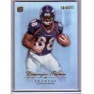 Demaryius Thomas 2010 Topps Tribute #86 RC Broncos