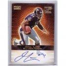 Jamal Lewis 2000 Bowman Reserve Certified Autograph #JL Ravens, Browns RC