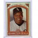 Frank Thomas 1998 Donruss Heading for the Hall #20 White Sox  #/3500