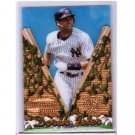 Derek Jeter 2000 Pacific Invincible 2000 #100 Yankees
