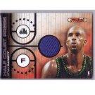 Kevin Garnett 2005-06 Topps Full Court Half Court Press Relic #HCP21 Celtics #/249