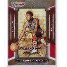 Marques Haynes 2008 Donruss Playoff Sports Legends Autograph #42 Harlem Globetrotters