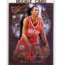 Allen Iverson RC 1996-97 Ultra All-Rookies RC Insert #7 of 15 76ers HOF