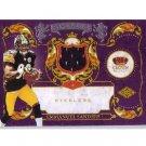 Emmanuel Sanders RC 2010 Crown Royale Rookie Royalty Materials #6 Broncos, Steelers #/299