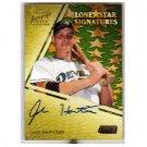 Josh Hamilton Auto 2000 Stadium Club Lonestar Signatures Certified Autograph  #LS14 Angels, Rangers