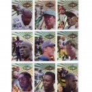 1998 Edge Super Bowl Card Show 'Proofs' Complete Set #1-25  #/500