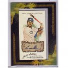 Andre Ethier 2008 Topps Allen & Ginter Autograph #AGA-AE  Dodgers