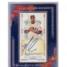 Nelson Cruz 2011 Topps Allen & Ginter's Framed Mini Autographs #AGA-NC Rangers, Brewers