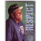 Tony Gwynn 1996 Fleer Ultra Respect Gold Medallion Edition #3 Padres