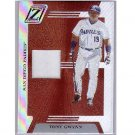 Tony Gwynn 2005 Donruss Zenith Z-Jerseys #ZB-44 Padres