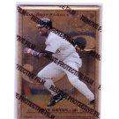 Tony Gwynn 1996 Leaf Preferred Steel Stats #48 of 77 Padres