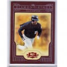 Tony Gwynn 2008 Donruss Threads Diamond Kings #/100 Framed Red #DK-45 Padres