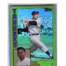 Yogi Berra 2012 Topps Archives Gold #191 Yankees