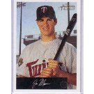 Joe Mauer 2002 Bowman Heritage #238 RC Black Box Twins